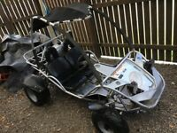 Quadzilla off road buggy 150cc