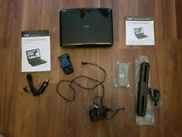 Logik 10 Portable DVD player Mint condition (Mint condition but faulty)
