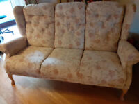 Cotswold Chair Co Abbey 3 seater settee