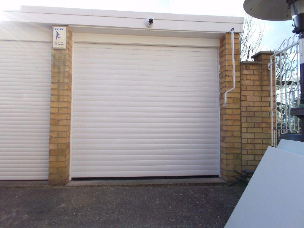 768 #7B6248 Roller Garage Doors From £799 Fitted In Dartford Kent Gumtree wallpaper Garage Doors Kent 37251024