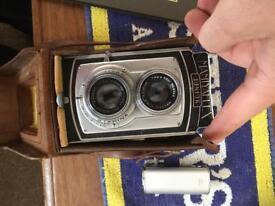 Rare antique camera