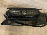 Vauxhall Corsa F 2020 grill genuine