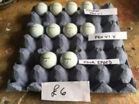 *** Titelist Golf Balls ***