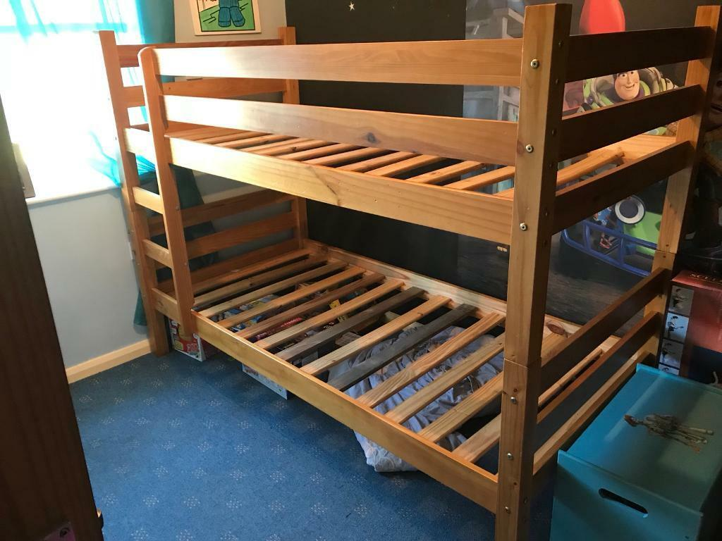Picture of: Bed Julian Bowen Bunk Bed