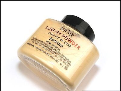 Ben Nye Luxury Banana Powder 1.5 Oz Original Sealed Face Makeup Kim Kardashian