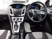 FORD FOCUS 1.6 Zetec Powershift 5dr Auto (white) 2013
