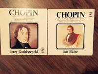 Chopin LPs