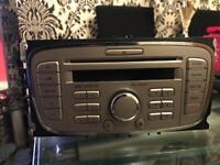 Ford 6000 radio, cd, Aux