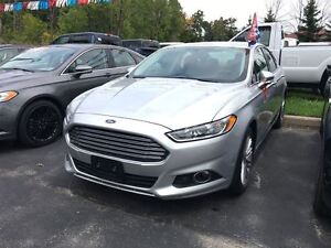 2016 Ford Fusion SE, AWD, FORD CERTIFIED PROGRAM, EXT WARRANTY