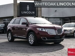 2013 Lincoln MKX ONE OWNER , CLEAN HISTORY, VISTA ROOF NAVI.....
