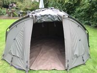 Venture VX1 Low Rider Bivvy with extended Winter Skin