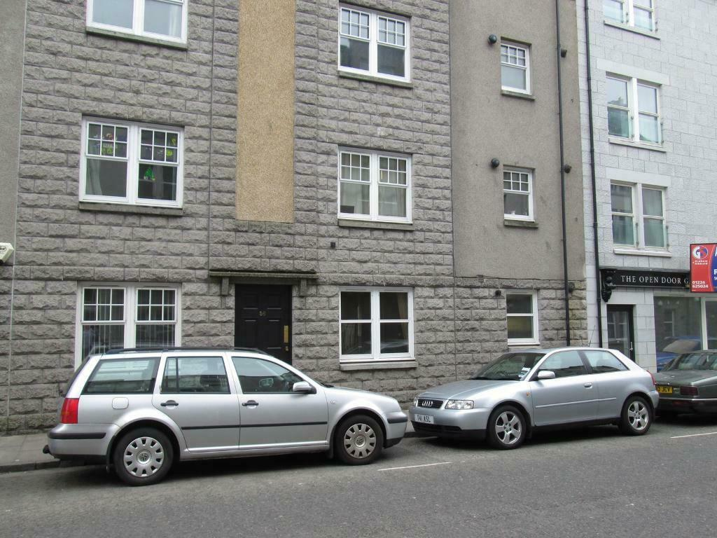 2 bedroom flat, City Centre, Chapel St, Aberdeen. | in ...