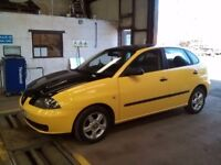 SEAT IBIZA 1.2 - GENUINE LOW MILES - FULL SERVICECHISTORY - 12 MONTHS MOT - FANTASTIC CONDITION