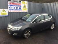 breaking for spares vauxhall astra j 1.7 cdti 2011