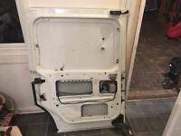 Vauxhall combo van side loading door in full working condition £50 ono