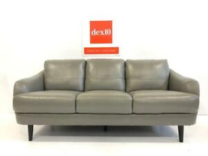 Italian Leather SOFA - Door Crasher Priced - Canada Day Special $600 at dex10