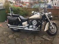 For sale Yamaha dragstar1100,31000km,very good condition , very well preservec,special model classic
