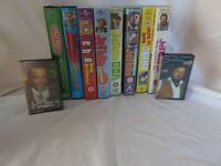 Jethro VHS tapes