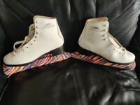 Lake Placid ice skates - size 6