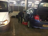 24hour mobile tyre emergency services east London flat punture tyres service car breakdown recovery
