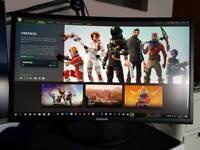 Samsung 144hz gaming monitor