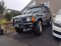 Land Rover Discovery T5 Auto Off Roader 4x4