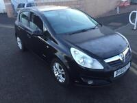VAUXHALL CORSA 1.3 CDTI,£30 TAX,NEW MOT
