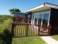 2 Bedroom Holiday Chalet nr. Pwllheli . Llyn Peninsula.