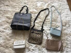 New bags x 5