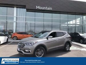 2018 Hyundai Santa Fe Sport 2.4L SE AWD | LEATHER | SUNROOF | B/