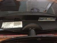 LG W2261VP 22 inch LCD Monitor 16:9 DVI HDMI - Black