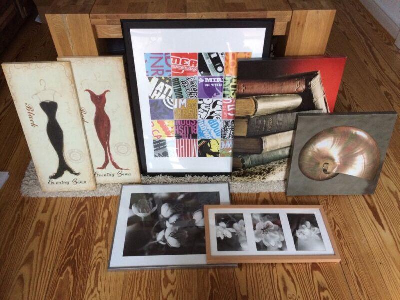diverse bilder je 5 in nord hamburg winterhude ebay kleinanzeigen. Black Bedroom Furniture Sets. Home Design Ideas