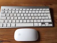 Apple Wireless Keyboard & Mouse