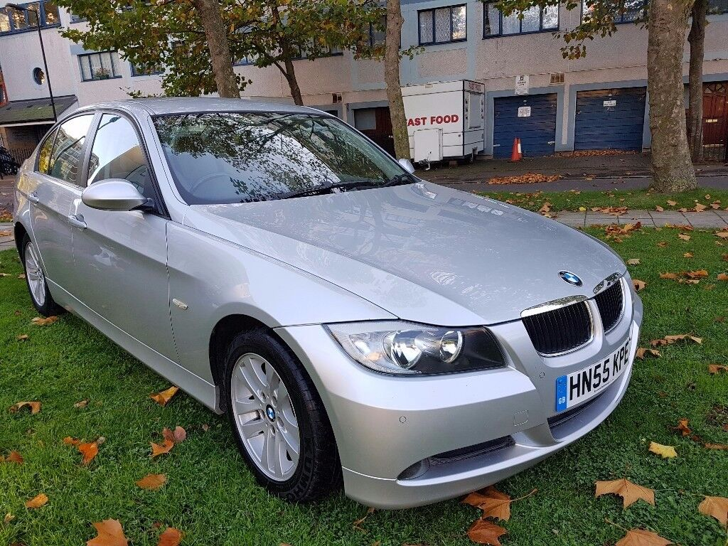 2005 BMW 320Dse saloon 125k warranted mileage with service history and MOT history two sets of keys