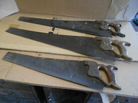 Woodworking saws