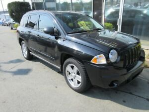 2008 Jeep Compass 4X4 SUV WITH NEW WINTER TIRES