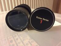 Camera Lens SLR VIVITAR 70-210mm f3.5