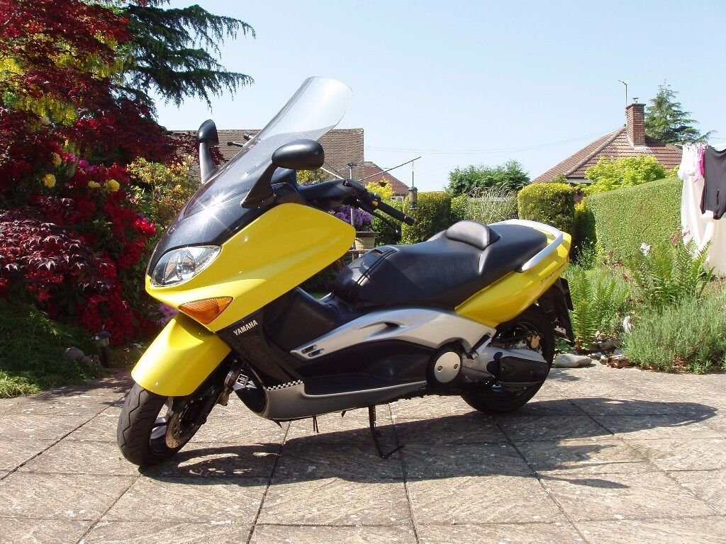 immaculate original yamaha tmax 500cc scooter in loughborough leicestershire gumtree. Black Bedroom Furniture Sets. Home Design Ideas