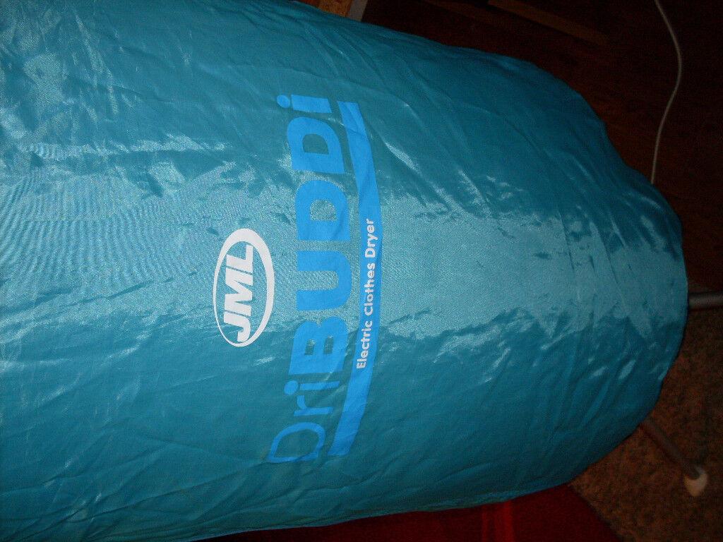 JML DRI BUDDI Portable Electric Clothes Dryer Energy-Efficient (1200W)