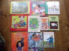 Bundle of 15 welsh language childrens books