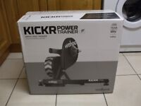 WAHOO KICKR .. ROAD BIKE SMART TRAINER .. NO TXT MESGS !!!!