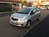 Cheap Toyota Yaris 1.0 Petrol FSH HPI Clear Bargain