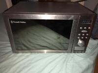 Russell Hobbs combi Microwave Oven