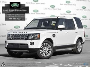 2015 Land Rover LR4 HSE LUXURY 2.9% FOR 72MTH, WTY TO 160,000KM