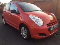 2012 Suzuki Alto 1.0 SZ3 5dr, FULL MOT, ***ZERO Road Tax ***