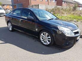 Vauxhall vectra sri 150