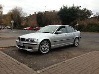 BMW E46 330d Sport Manual Saloon - spares or repair