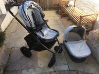 UPPAbaby Vista stroller/travel system