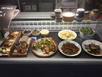 Chef required for small but busy Deli / Cafe