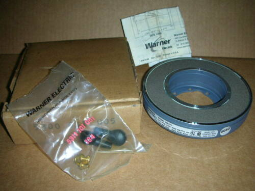 WARNER ELECTRIC 5300-631-005 CLUTCH MAGNET 90VDC 36W PC-500 Series Clutches NOS!